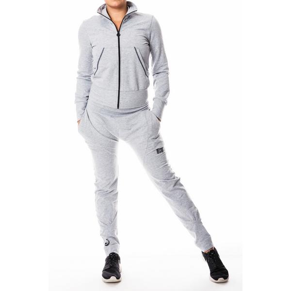 HRO Komfort női pamut melegítő szürke szett – Heero Wear  2d9335bb24